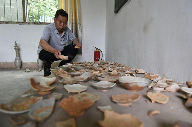 【视频】一位乡村教师和他守护的千年古窑