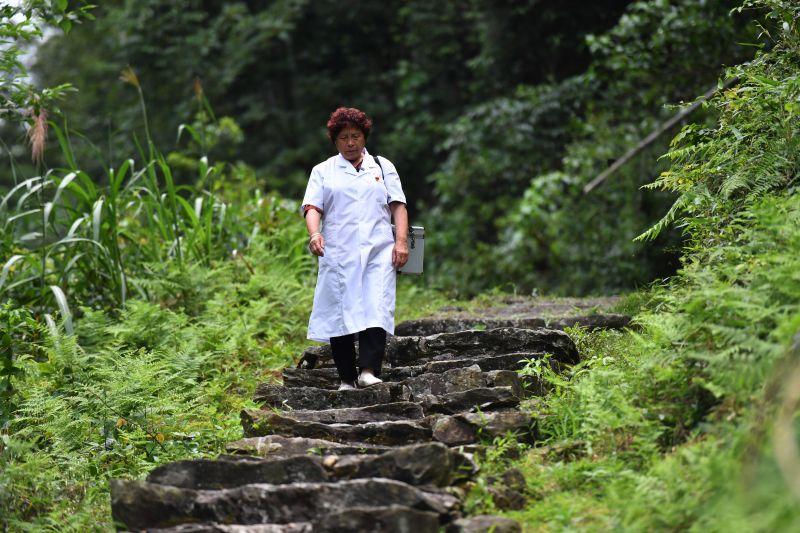 【视频】七旬老村医坚守深山半世纪
