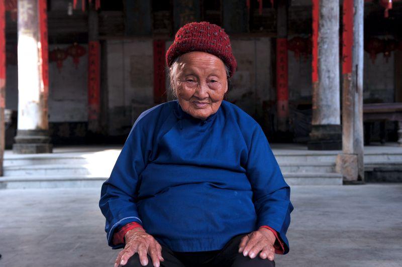 【视频】江西金溪:百岁老人陈菊花讲红色故事