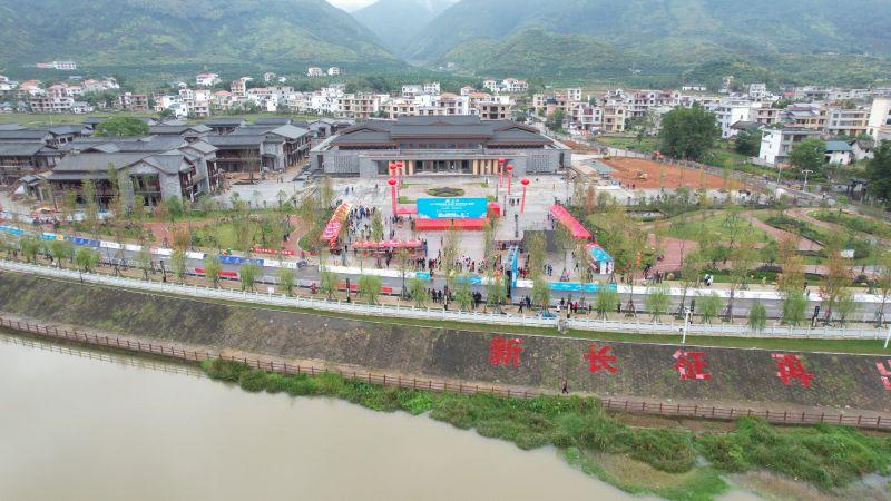 【视频】江西遂川:2021环鄱阳湖自行车精英赛遂川站