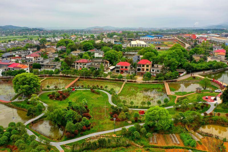 江西萍乡:追寻红色记忆 打造红色名村